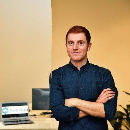 TrustedCars Flex ICO Simon Toprak
