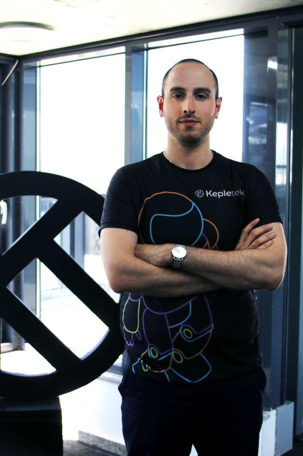 Kepler Technologies ICO Lasha Gabidzashvili
