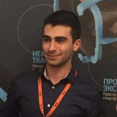 Elysian ICO Levon Tikoyan