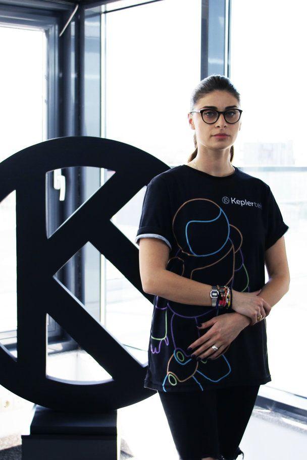 Kepler Technologies ICO Tika Nadareishvili