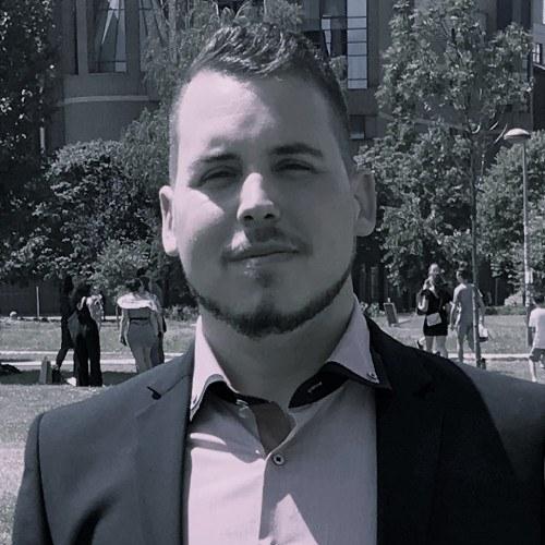 BlokBiz ICO Norbert Csontos