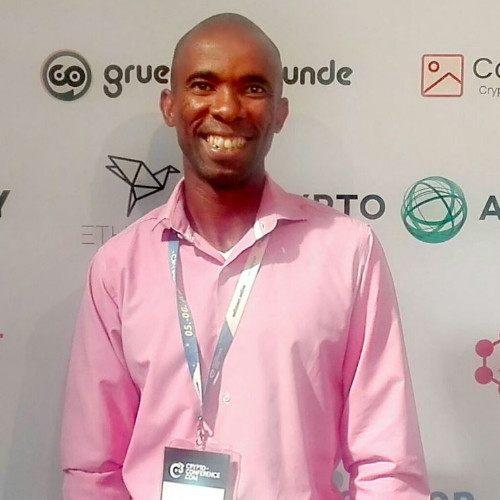 TrustBar ICO Bheka Mchunu