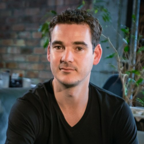 Stackr ICO James van Zyl