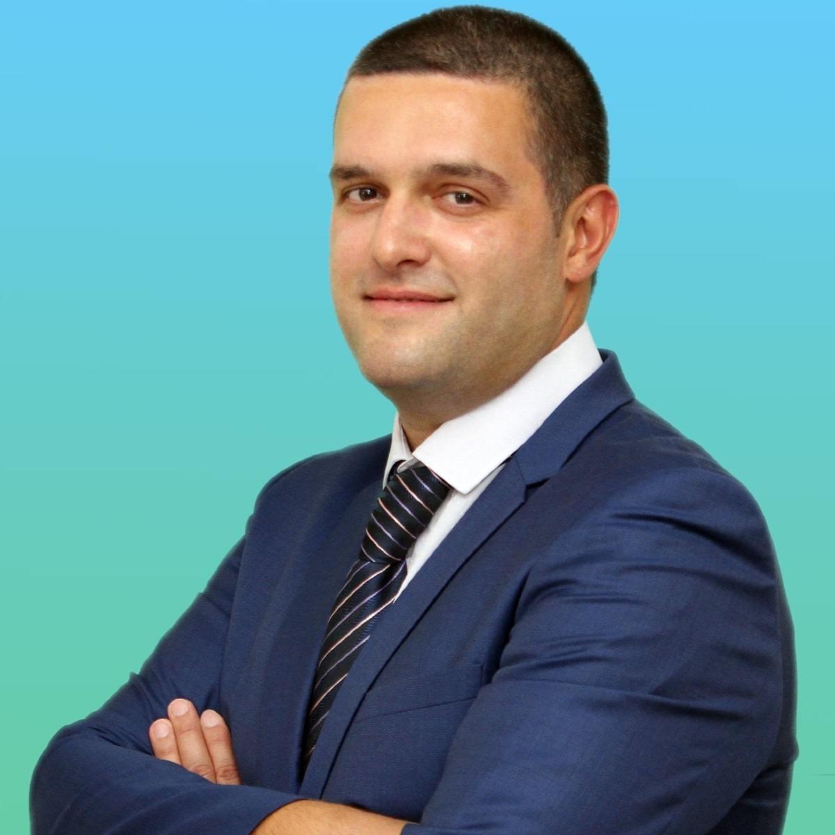 CURES Token ICO Stefan Krastev