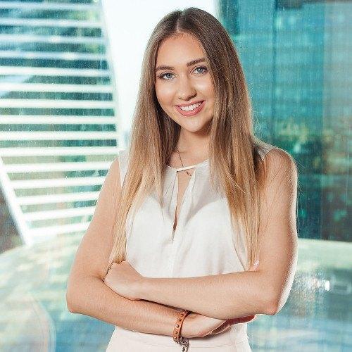 WHIRL ICO Valeriya Minaeva