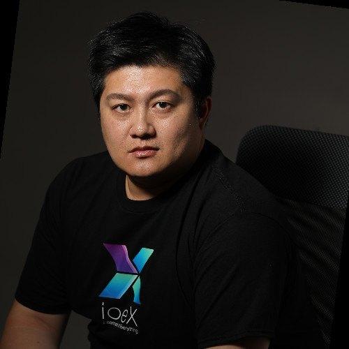 ioeX ICO Aryan Hung
