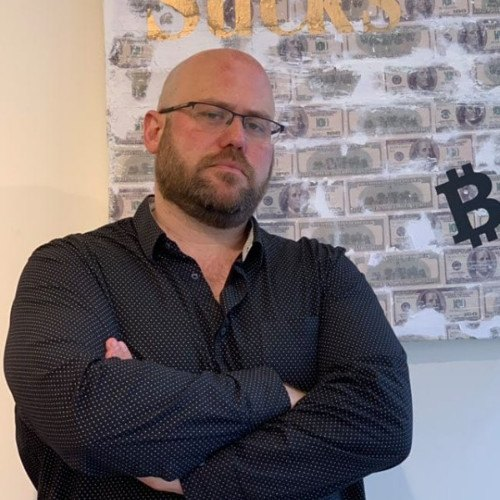 Monster Byte ICO Theo Goodman