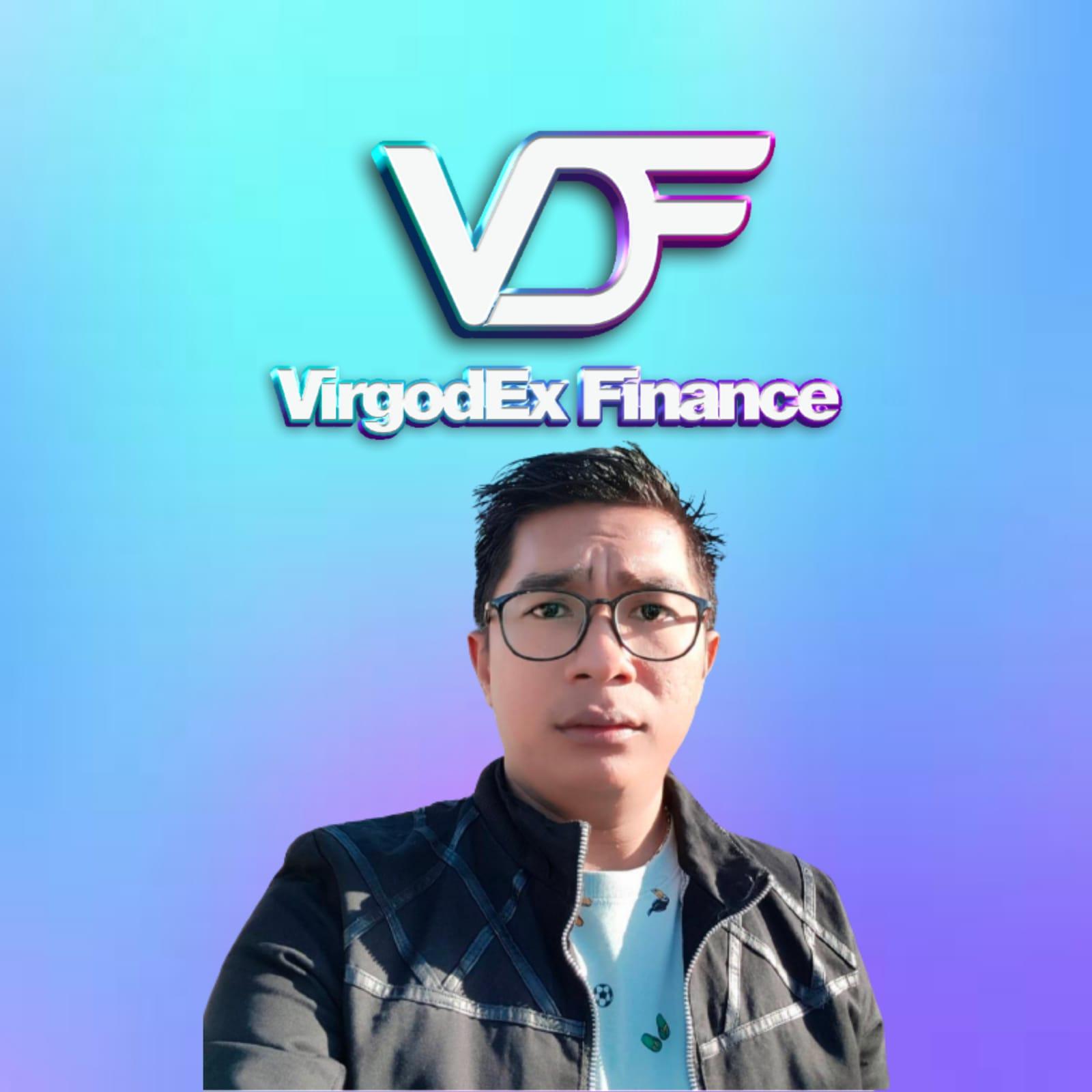 VirgodEx Finance ICO Charis Zunaedi